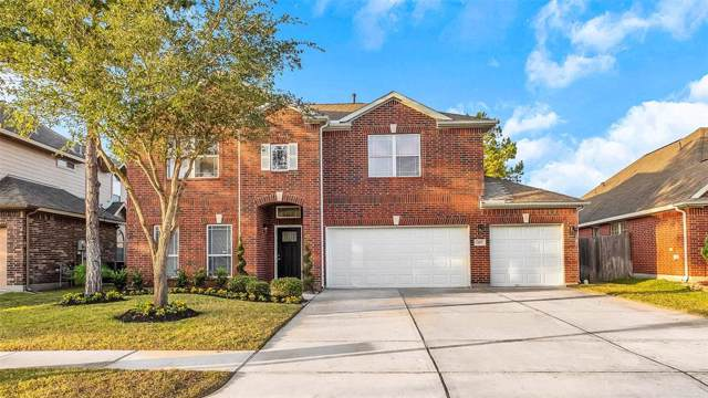 3107 Rustic Gardens Drive, Spring, TX 77386 (MLS #85703030) :: Texas Home Shop Realty