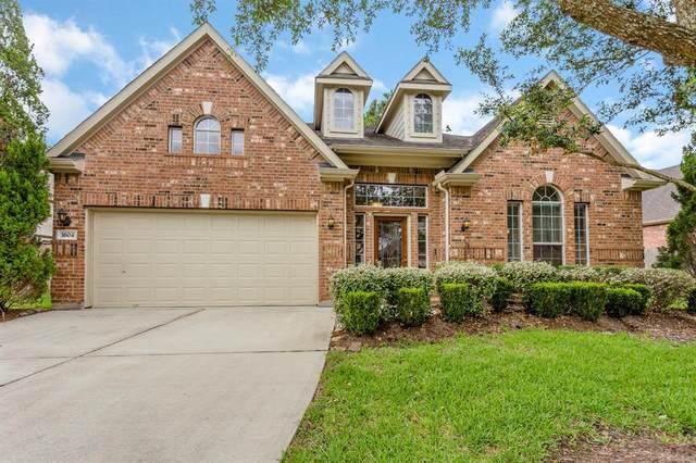 1604 N Primavera Drive, Pearland, TX 77581 (MLS #85703441) :: Giorgi Real Estate Group