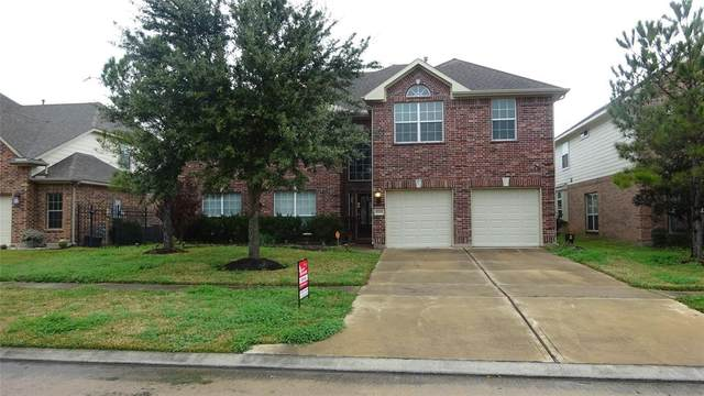 8203 Paddle Rock Lane, Rosenberg, TX 77469 (MLS #85710218) :: The Jennifer Wauhob Team