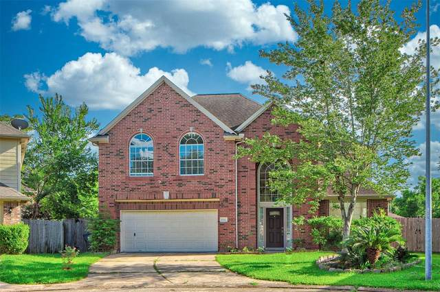 14915 Lindenbrook Lane, Houston, TX 77095 (MLS #85711063) :: The SOLD by George Team