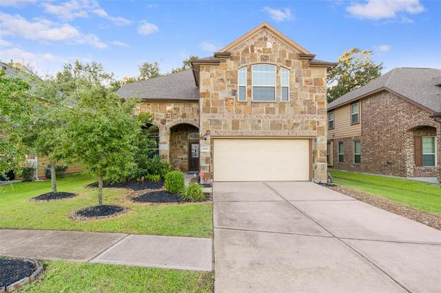 6707 Hunters Creek Lane, Baytown, TX 77521 (MLS #85717503) :: The Home Branch
