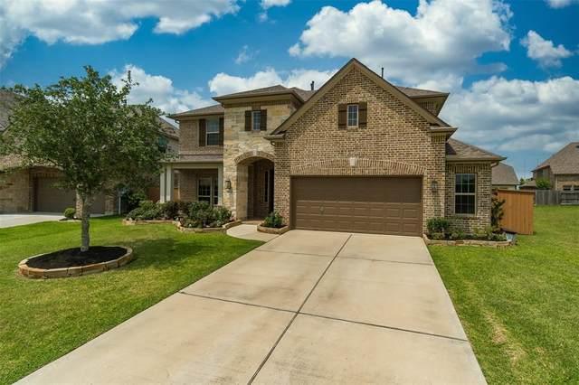 2721 La Spezia Lane, League City, TX 77573 (MLS #85720954) :: Christy Buck Team
