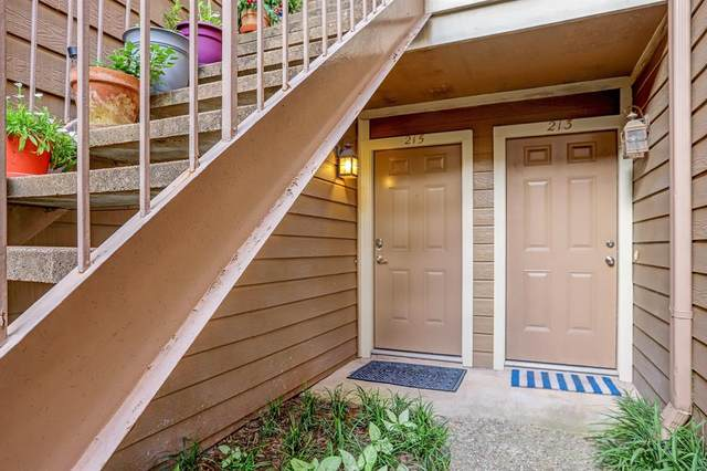 1860 White Oak Drive #215, Houston, TX 77009 (MLS #8572110) :: The SOLD by George Team