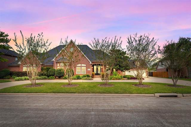 18306 Timber Strand Drive, Houston, TX 77084 (MLS #85721758) :: My BCS Home Real Estate Group