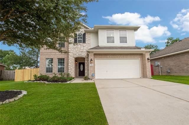 25219 Oak Star Drive, Spring, TX 77389 (MLS #85722739) :: The Home Branch