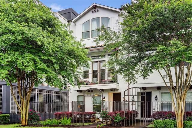 4203 Feagan Street, Houston, TX 77007 (MLS #85725157) :: The Freund Group
