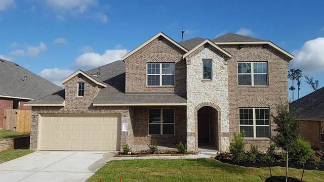 1519 Heartwood Drive, Conroe, TX 77384 (MLS #85742410) :: The SOLD by George Team