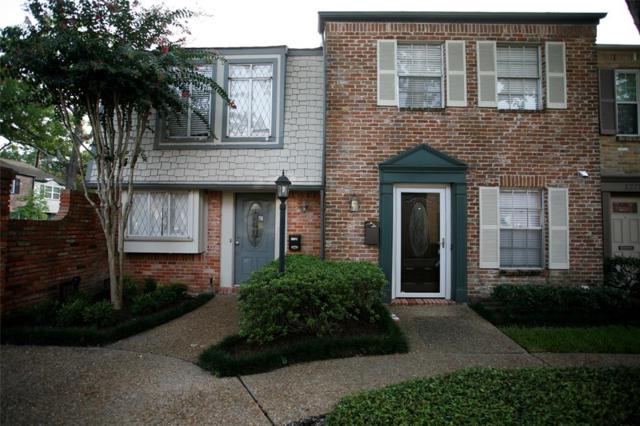 12757 Huntingwick Drive #142, Houston, TX 77024 (MLS #85743135) :: The Heyl Group at Keller Williams