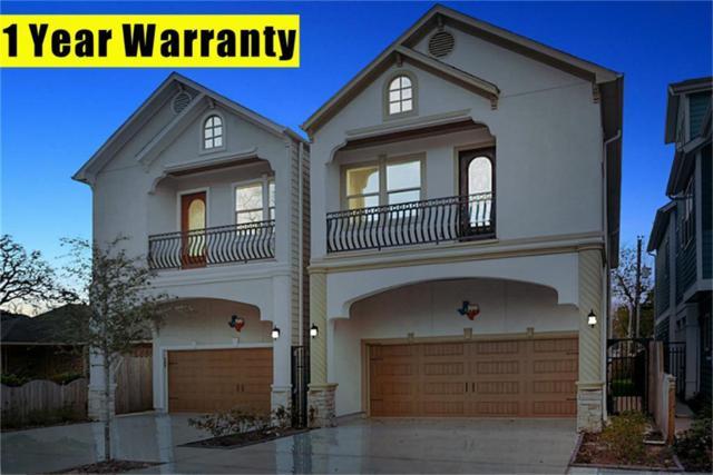 925 Lawrence Street, Houston, TX 77008 (MLS #85743482) :: Krueger Real Estate