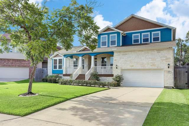 4410 Breakwood Drive, Houston, TX 77096 (MLS #85744665) :: The Home Branch