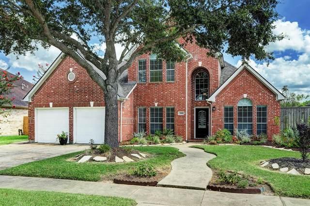 5918 Ruby Drive, Pearland, TX 77581 (MLS #85753123) :: Bay Area Elite Properties