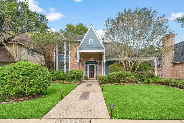 12526 Burgoyne Drive, Houston, TX 77077 (MLS #85762311) :: The Bly Team