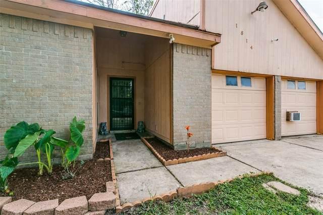 1814 Wildwood Drive, Deer Park, TX 77536 (MLS #85764463) :: Bay Area Elite Properties