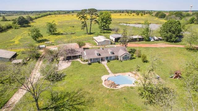 460 Dickens Ranch Road, Livingston, TX 77351 (MLS #85765348) :: The Home Branch