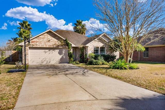 319 Green Isle Avenue, Dickinson, TX 77539 (MLS #85768463) :: The Freund Group