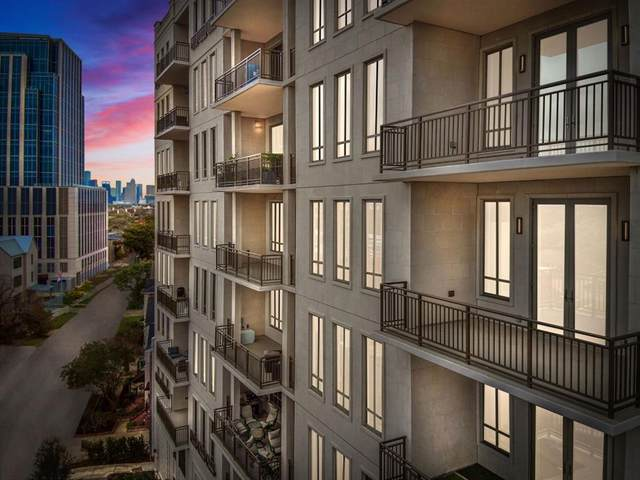2325 Welch #703, Houston, TX 77019 (MLS #85777642) :: The SOLD by George Team