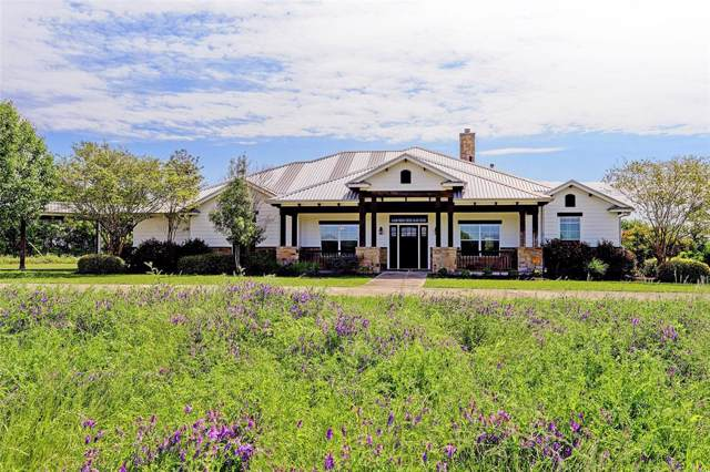 8655 Latium Cemetery Road, Burton, TX 77835 (MLS #8578313) :: TEXdot Realtors, Inc.
