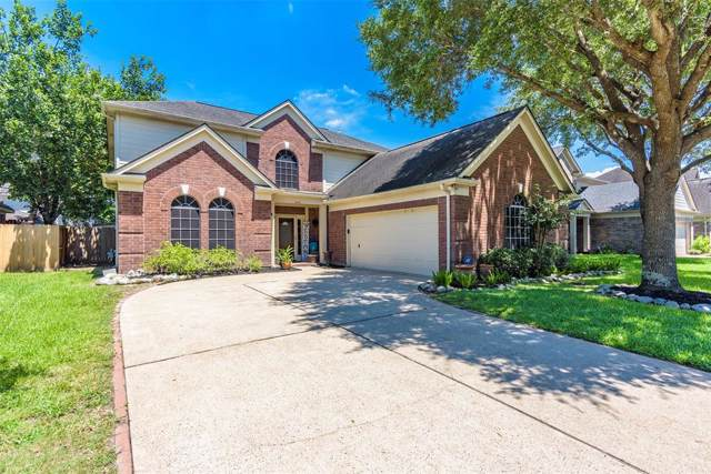 2911 Veva Drive, Pearland, TX 77584 (MLS #85786114) :: JL Realty Team at Coldwell Banker, United