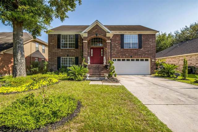 4118 Sablechase Drive, Houston, TX 77014 (MLS #85806696) :: The SOLD by George Team