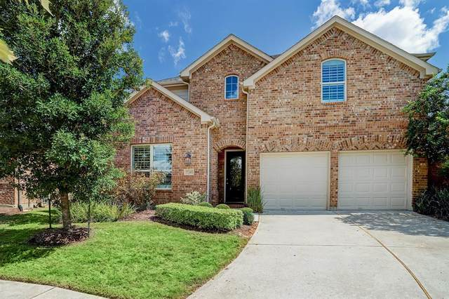 17243 Cabbage Palm Court, Conroe, TX 77385 (MLS #85811855) :: The Queen Team