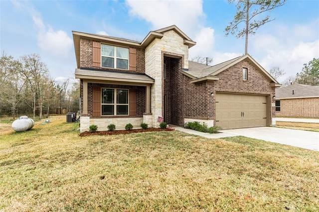 396 Road 662, Dayton, TX 77535 (MLS #85816885) :: The Home Branch