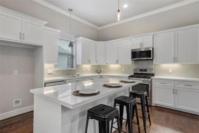 878 Wakefield C, Houston, TX 77018 (MLS #85828793) :: Texas Home Shop Realty