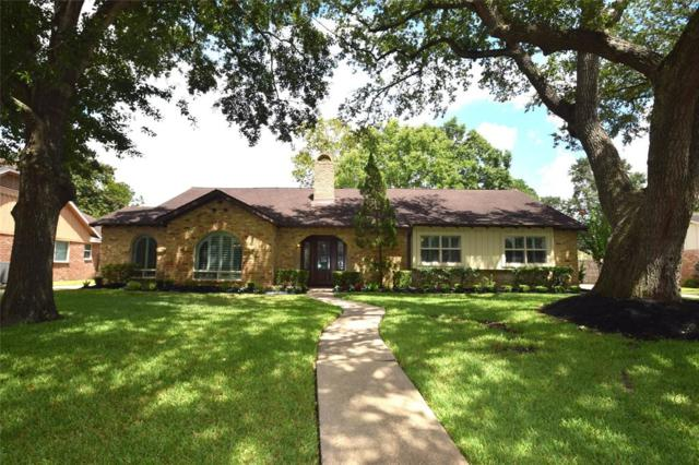2614 Anniston Drive, Houston, TX 77080 (MLS #85834361) :: The Bly Team