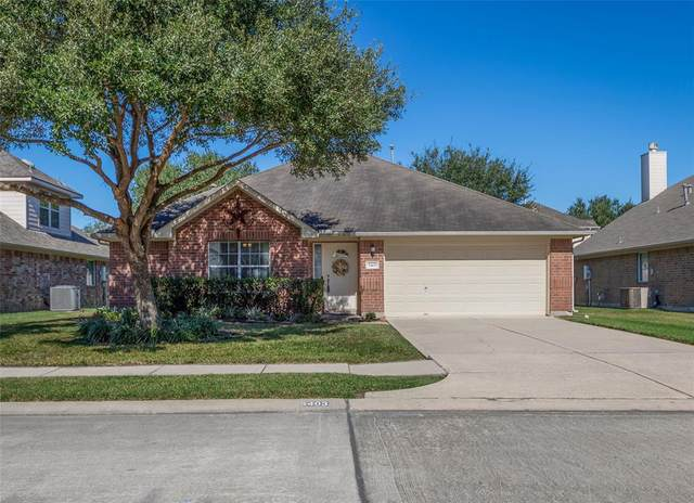 5403 Palo Duro Drive, Pearland, TX 77584 (MLS #85839894) :: The Bly Team
