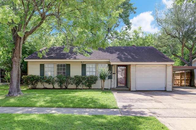 5608 Community Drive, Houston, TX 77005 (MLS #85870661) :: My BCS Home Real Estate Group