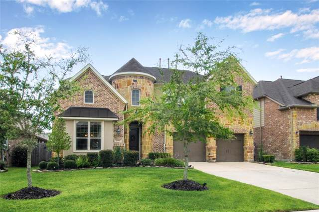 1505 Richland Hollow Lane, Friendswood, TX 77546 (MLS #85874167) :: The Bly Team