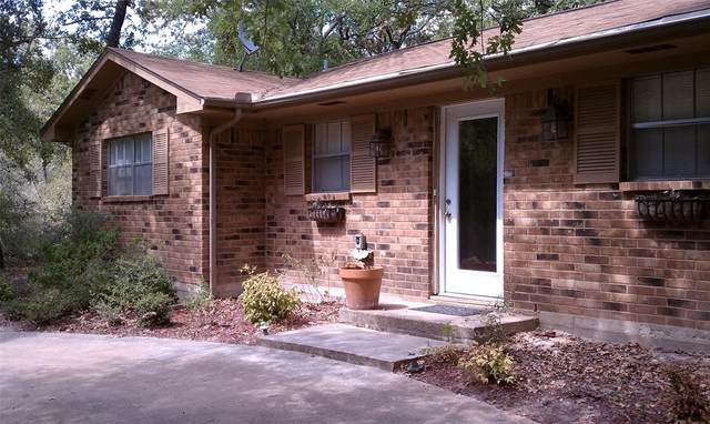 21 W Yaupon Lane, Hilltop Lakes, TX 77871 (MLS #85874188) :: My BCS Home Real Estate Group
