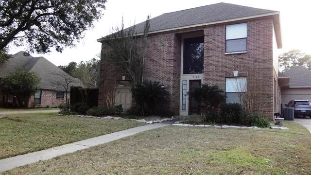 18123 Fernbluff Drive, Spring, TX 77379 (MLS #85880221) :: The Heyl Group at Keller Williams