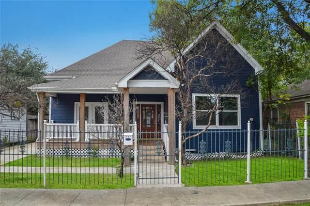 1607 Chapman Street, Houston, TX 77009 (MLS #85881580) :: Caskey Realty