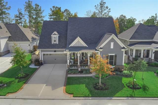 128 Mallard Creek Court, Montgomery, TX 77316 (MLS #85886782) :: Homemax Properties