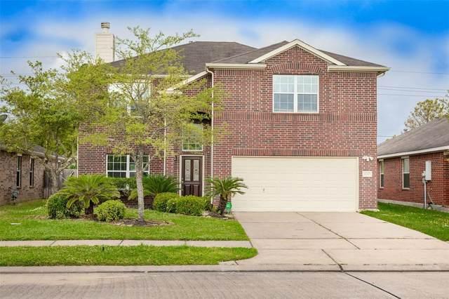 2630 Cypress Springs Drive, Pearland, TX 77584 (MLS #85911328) :: Green Residential