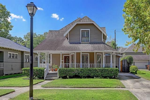 923 Harvard Street, Houston, TX 77008 (MLS #85911437) :: NewHomePrograms.com LLC