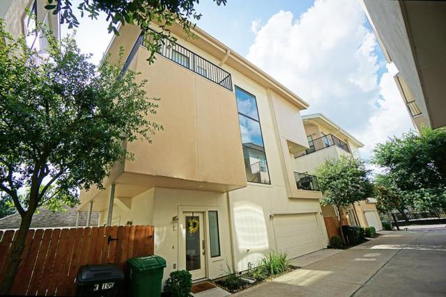 1510 #E W 26th, Houston, TX 77008 (MLS #85915965) :: Team Sansone