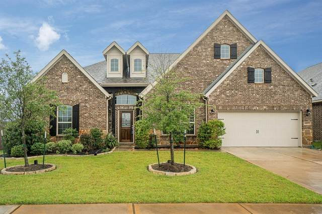 14707 Caden Rock Lane, Cypress, TX 77429 (MLS #85924583) :: TEXdot Realtors, Inc.