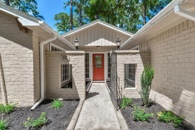 259 Spring Pines Drive, Spring, TX 77386 (MLS #85943193) :: Carrington Real Estate Services