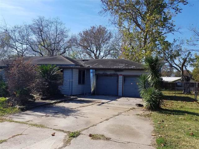 12618 Terrance Street, Houston, TX 77085 (MLS #85950689) :: Texas Home Shop Realty