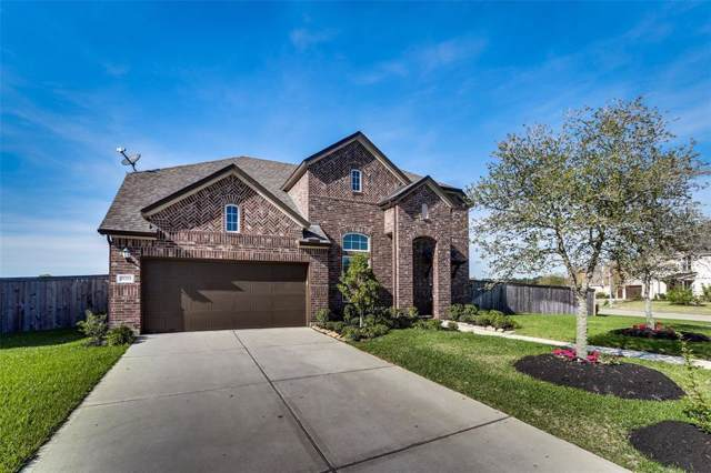 25702 Creek Ledge Drive, Katy, TX 77494 (MLS #85959671) :: Caskey Realty