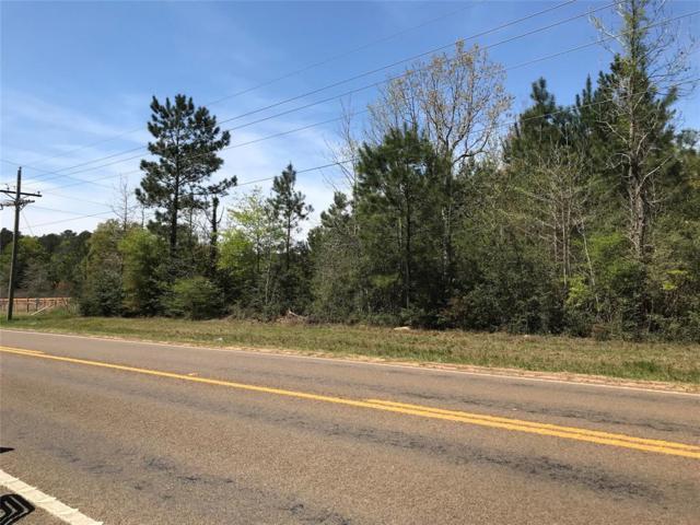 31 Rose Hill Road, Coldspring, TX 77331 (MLS #85959920) :: Magnolia Realty