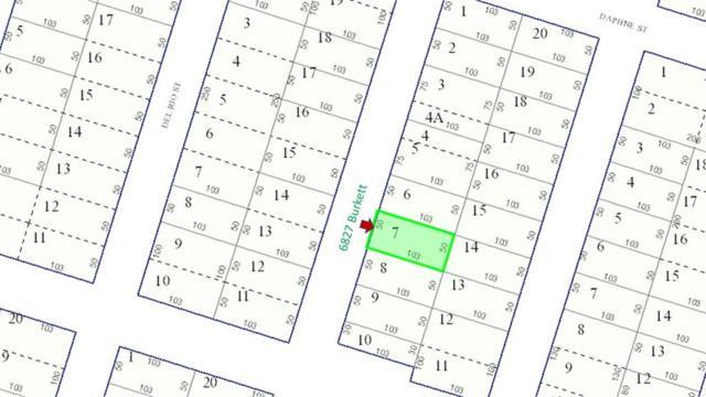6827 Burkett Street, Houston, TX 77021 (MLS #85960837) :: Texas Home Shop Realty