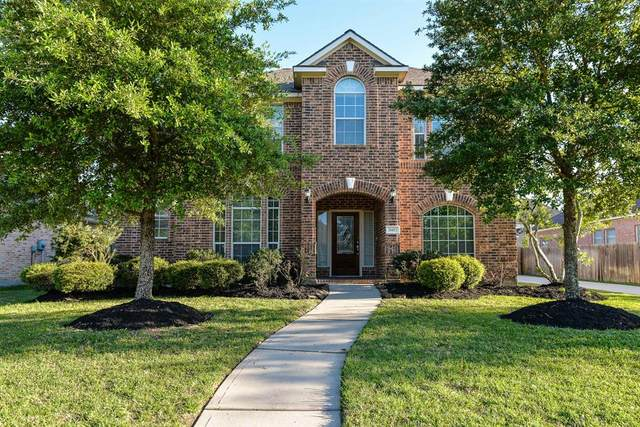 16403 Lakewood Field Drive, Tomball, TX 77377 (MLS #85975566) :: Giorgi Real Estate Group