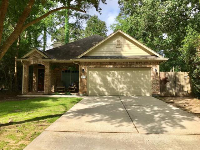 2855 Whitman Drive, Montgomery, TX 77356 (MLS #85981788) :: Fairwater Westmont Real Estate