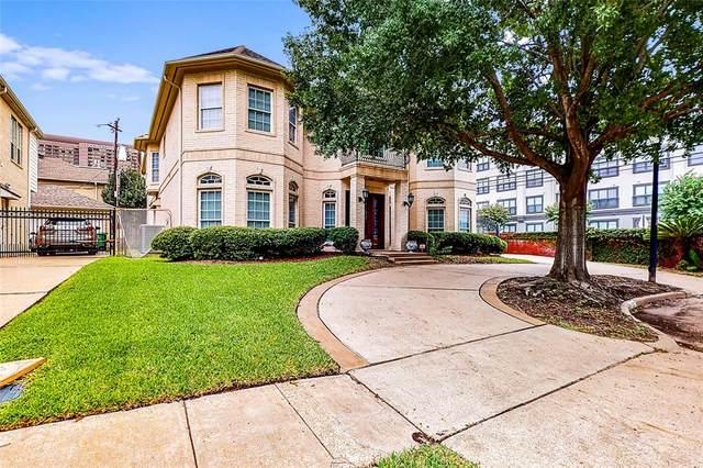5302 Val Verde Street, Houston, TX 77056 (MLS #85983590) :: Caskey Realty