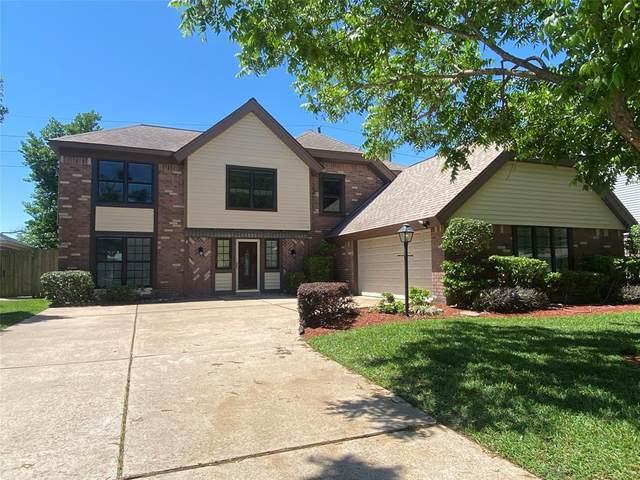 14947 Havenridge Drive, Houston, TX 77083 (MLS #85984050) :: The Heyl Group at Keller Williams