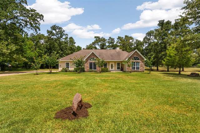 30710 S Holly Oaks Circle, Magnolia, TX 77355 (MLS #85984265) :: Green Residential