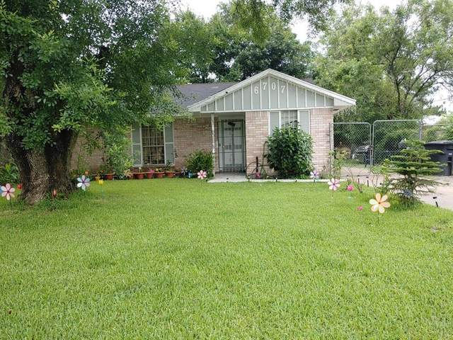 6707 Hopper Rd Road, Houston, TX 77016 (MLS #85986347) :: Texas Home Shop Realty