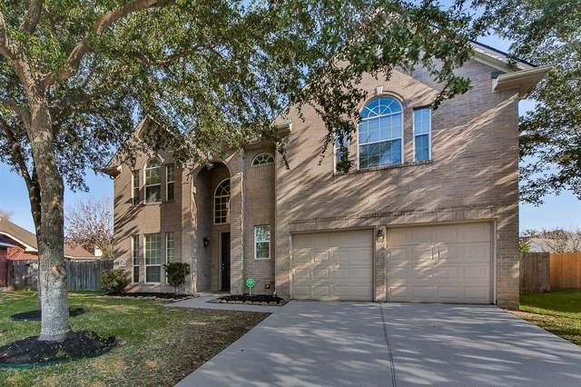 19406 Briarsedge Court, Katy, TX 77449 (MLS #85997730) :: Caskey Realty